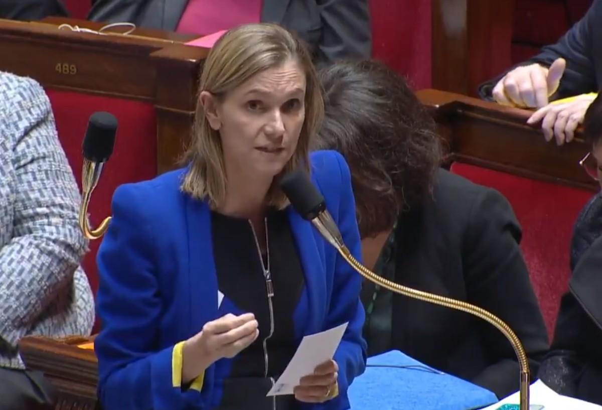 Agnès Pannier-Runacher / Crédit: Capture d'écran Twitter via LCP