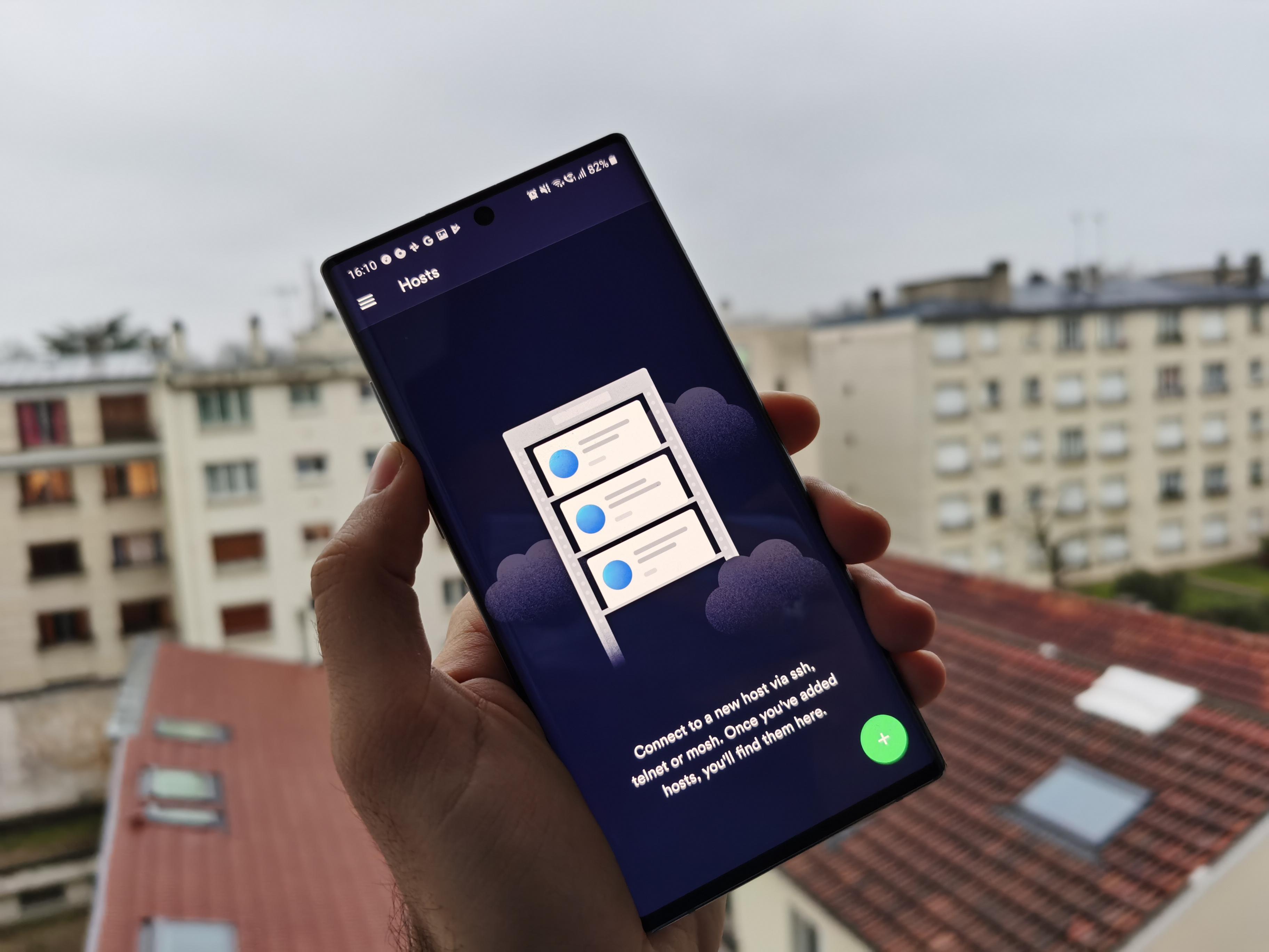 L'app de la semaine : je gère tous mes serveurs en SSH comme un super hacker