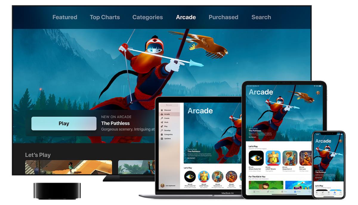 Un an après son lancement, Apple Arcade veut toujours croire en ses jeux
