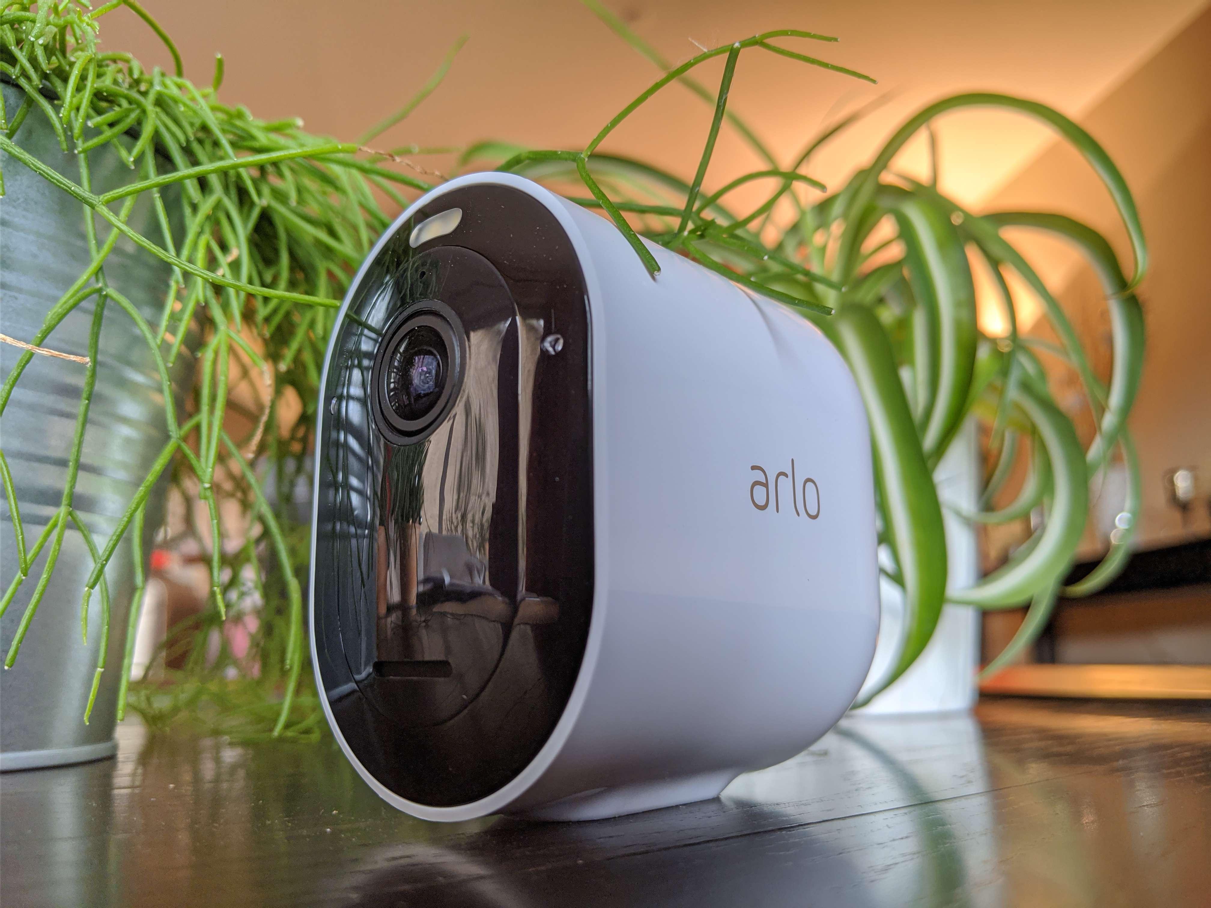 Test de l'Arlo Pro 3 : deux mois avec la caméra de surveillance sans fil par excellence
