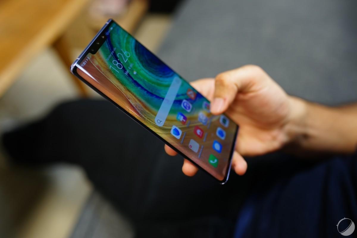 Le Huawei Mate 30Pro