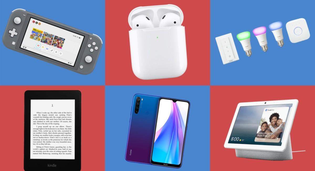 10 idées cadeaux tech et geek à moins de 200 euros