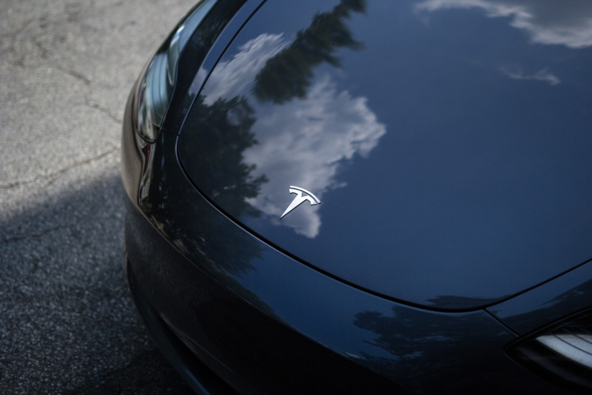 Photo par Cam Bradford // Tesla Model 3