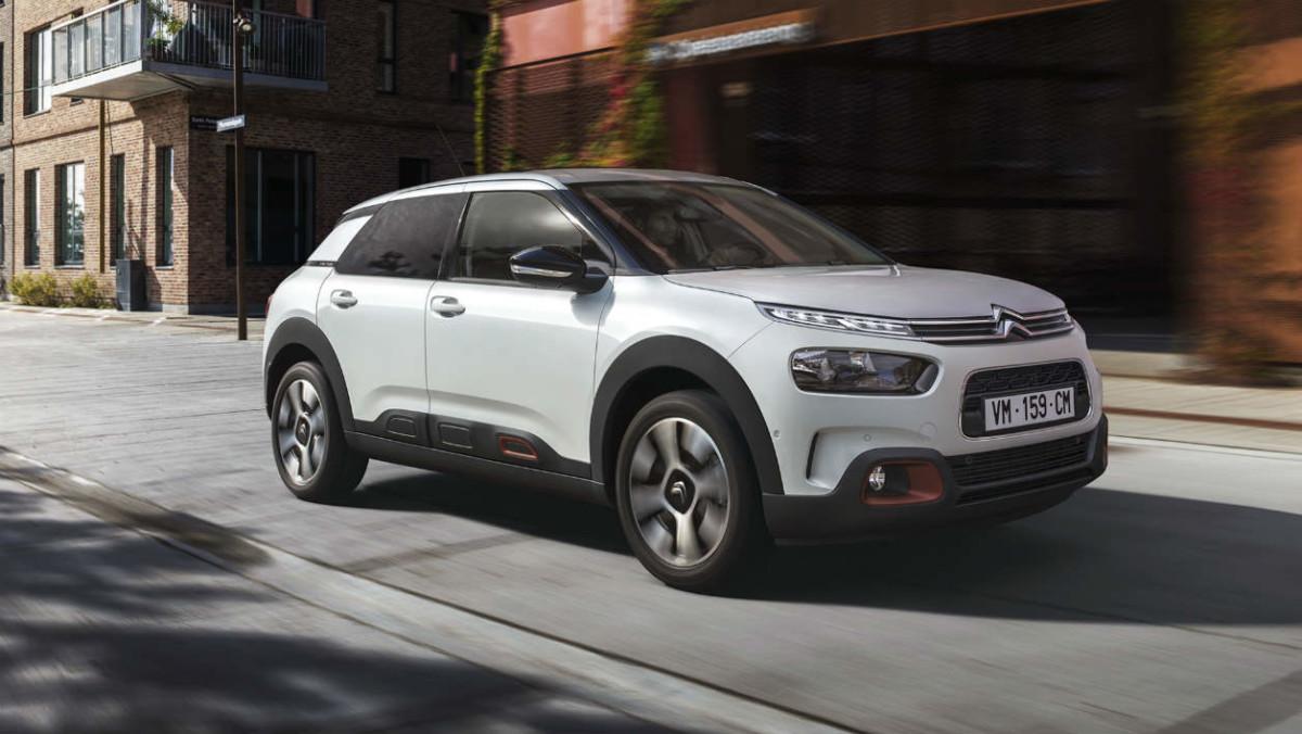 Qui s'y frotte s'y pique : la Citroën C4 Cactus épouserait l'électrique dès 2020