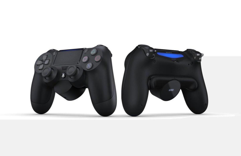 DualShock 4 : PlayStation dévoile une fixation dorsale pour les joueurs compétitifs