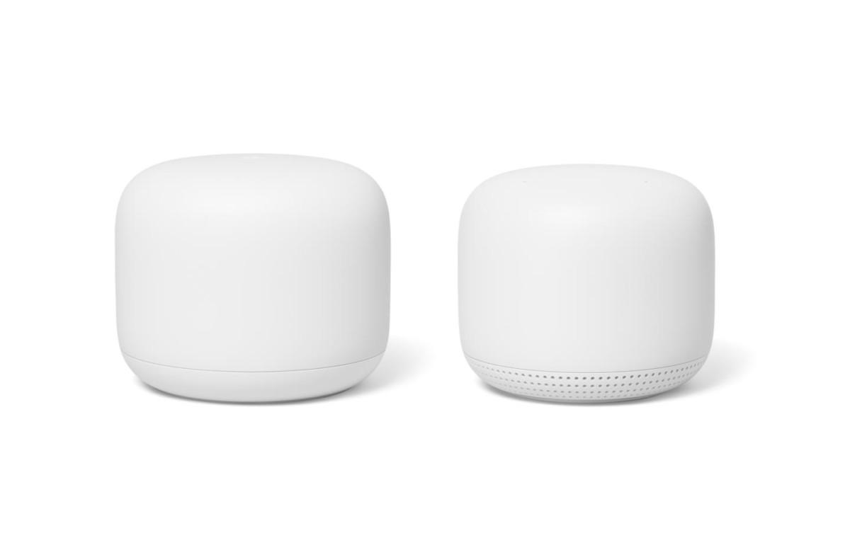 Nest Mini, Nest Wifi, Pixel 3a… et d'autres produits Google à prix réduit