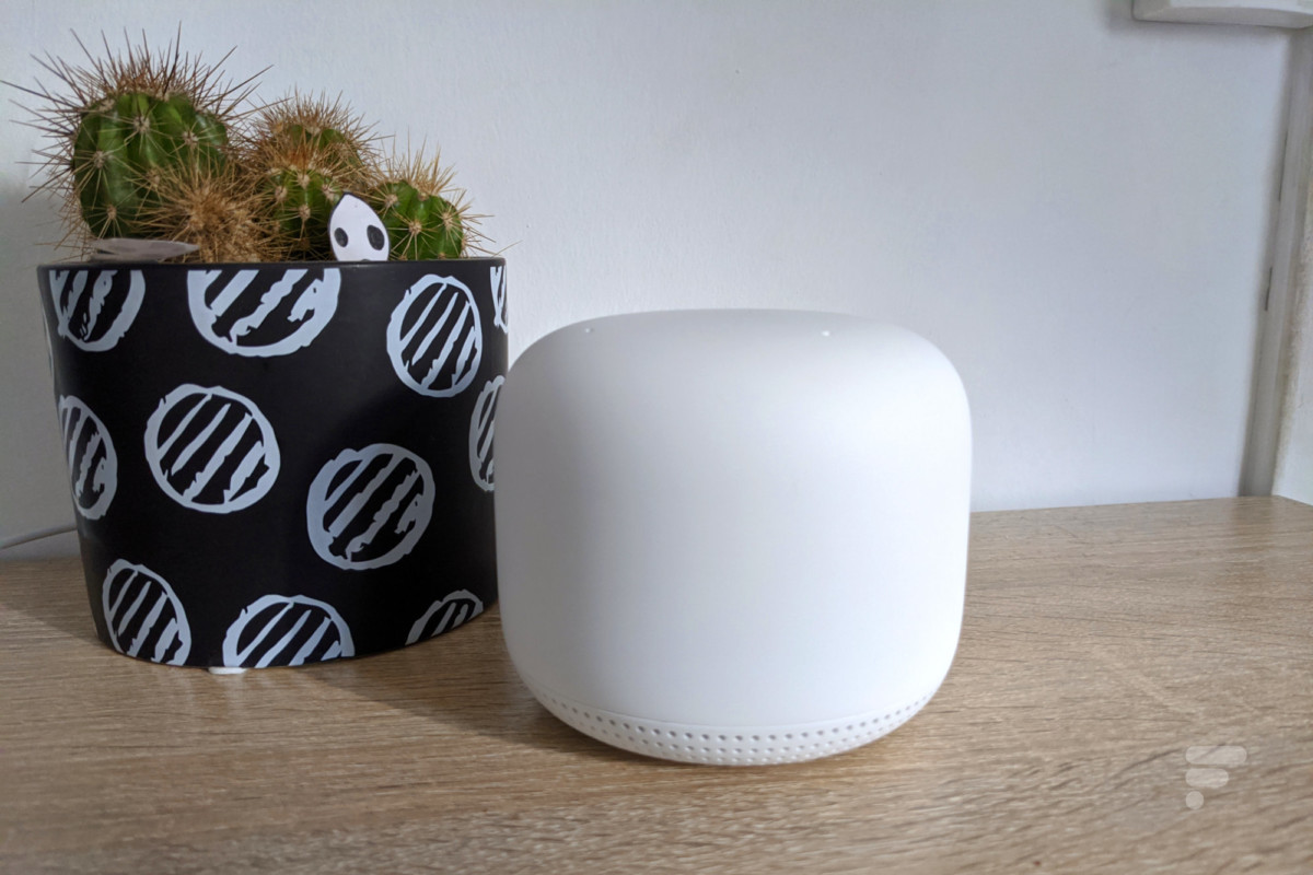 Satellite Google Nest Wifi