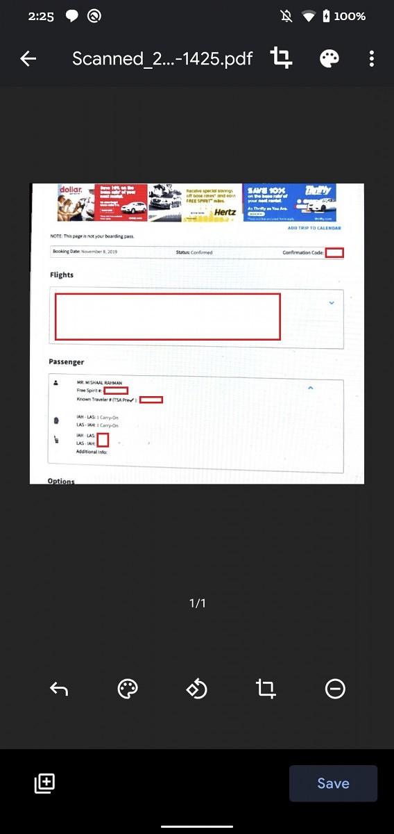 Gmail : un design plus moderne pour voir les pièces jointes de Drive est en préparation