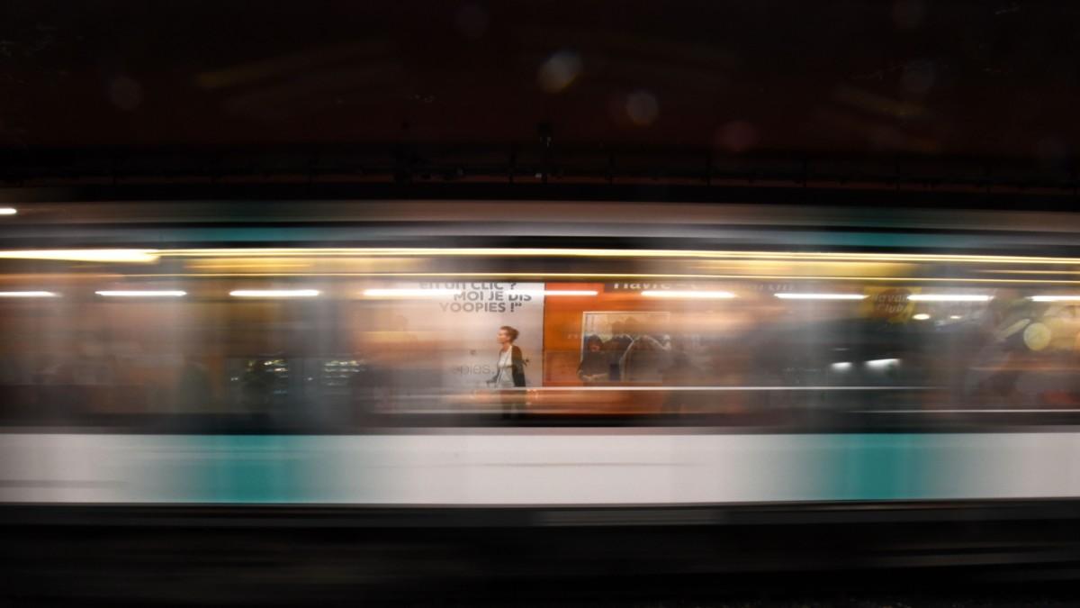 Dans le métro, le RER, le TER, le TGV… Orange est le meilleur opérateur pour voyager