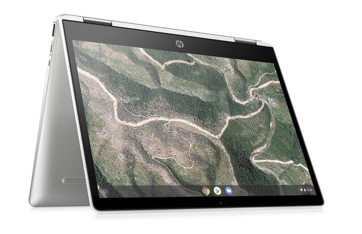 HP Chromebook x360 12b-ca0005nf