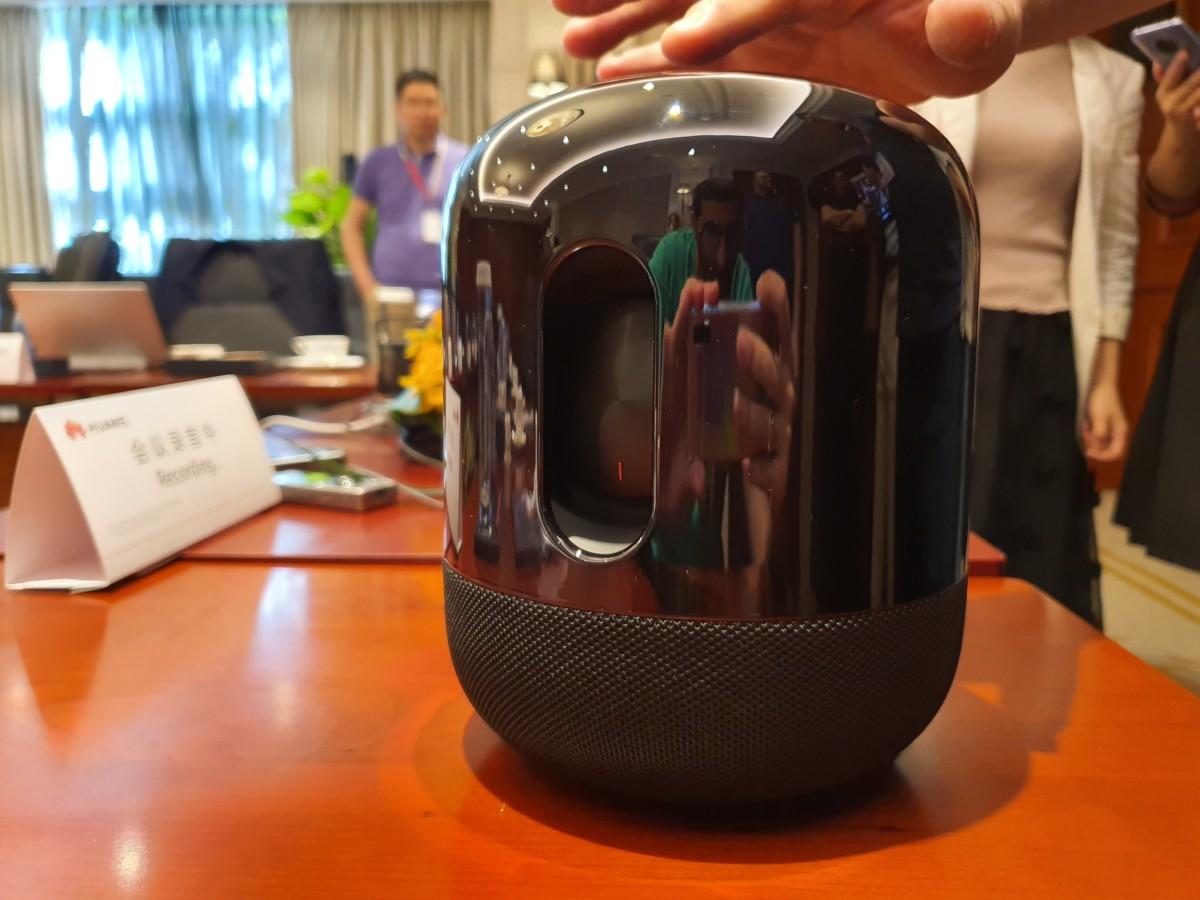 Huawei Sound X : lancement en Europe en 2020 pour l'alléchante enceinte audio signée Devialet