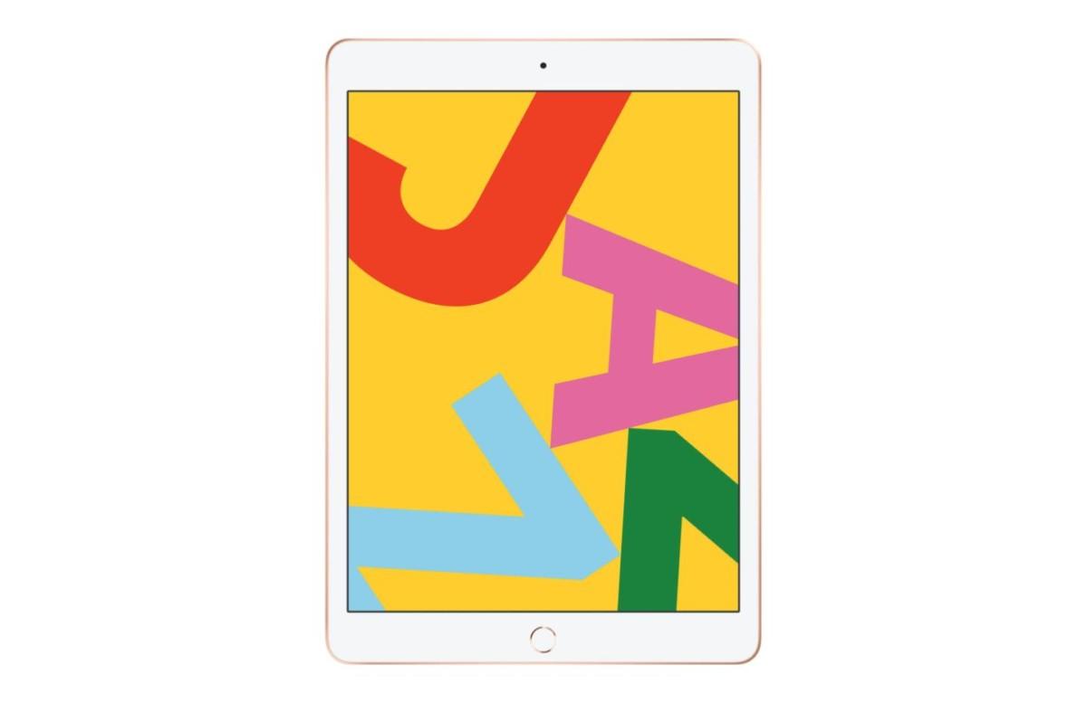 Avec 134 euros de remise, c'est le bon moment pour acheter l'iPad2019