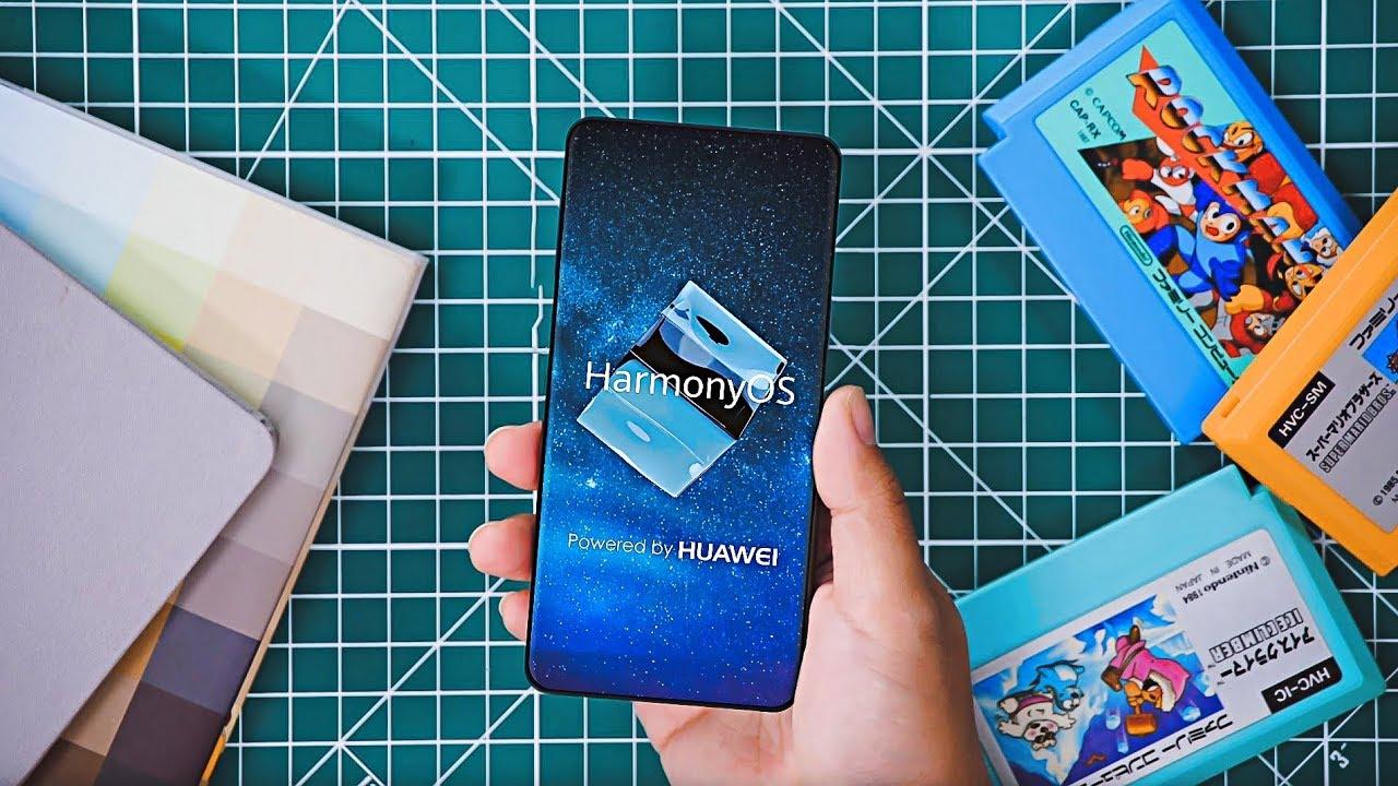 Huawei confirme que HarmonyOS sera présent sur les smartphones dès 2020 dans le monde entier
