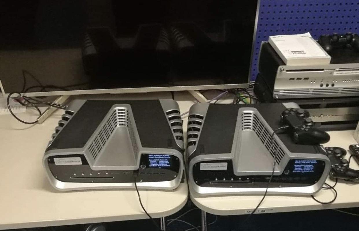 Le kit de développement de la PS5