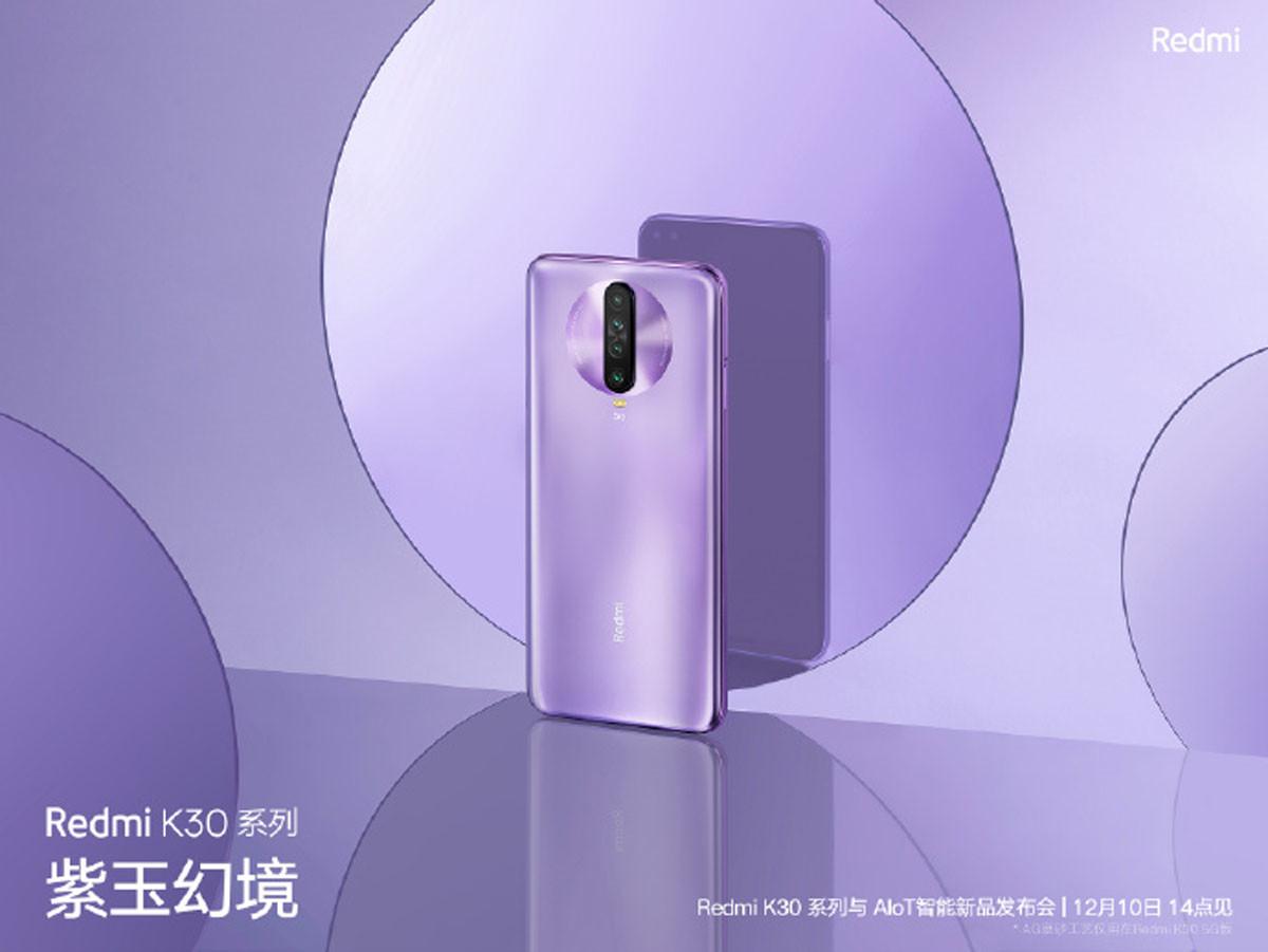 Xiaomi Redmi K30 : une première prise en main fugitive en vidéo