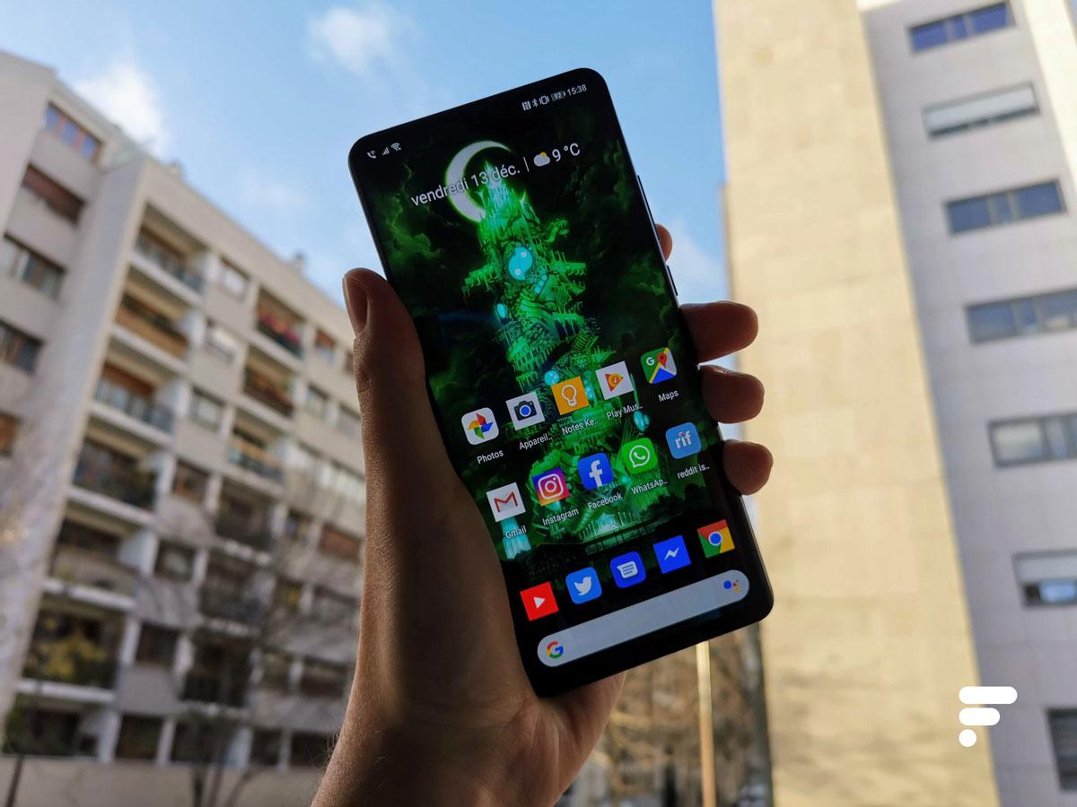 Le HuaweiP30 Pro, six mois plus tard