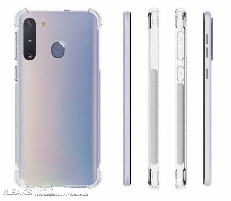Un prototype d'un autre smartphone pliable en fuite, les images — Samsung
