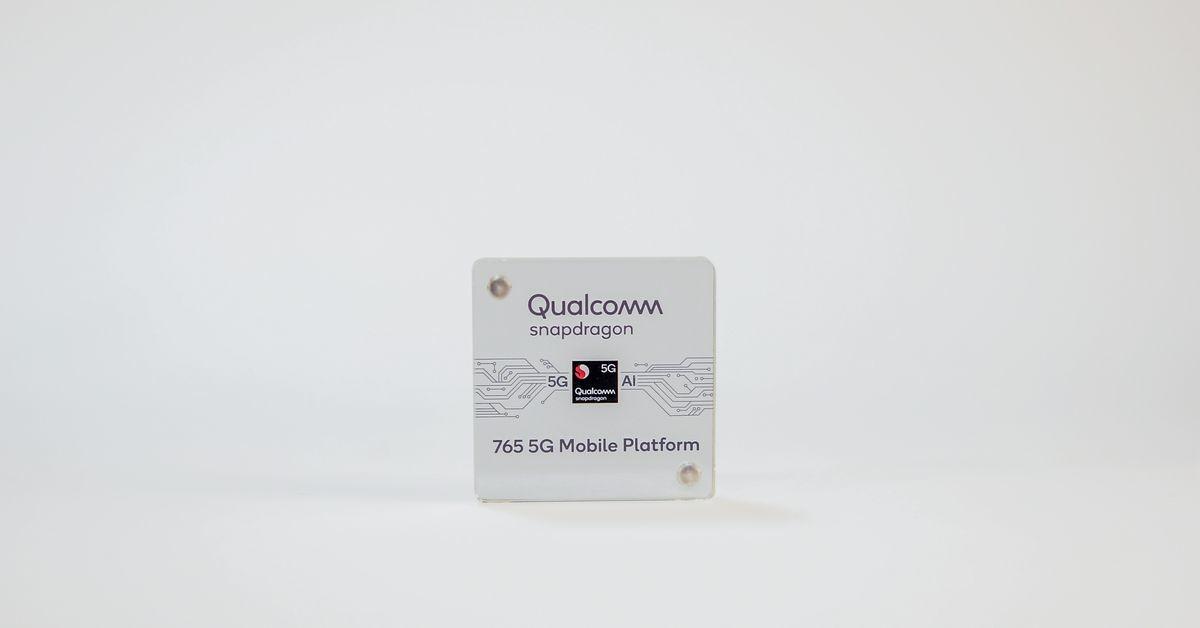 Qualcomm Snapdragon 765 et 765G : la 5G même dans le milieu de gamme