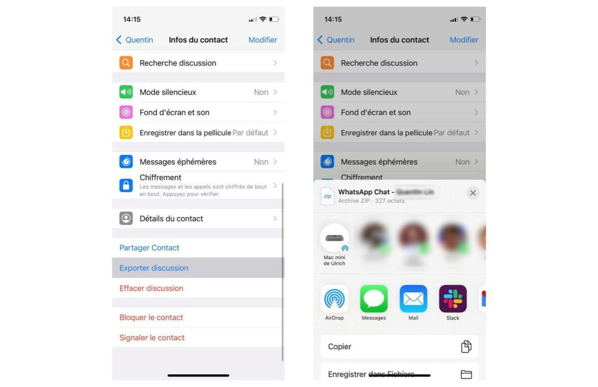 Comment transférer ses données d'un iPhone à Android : photos, contacts, SMS, applications, musiques, WhatsApp…
