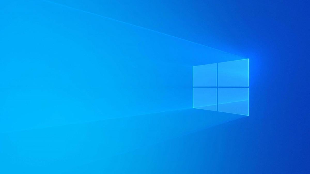 Le fond d'écran de Windows10