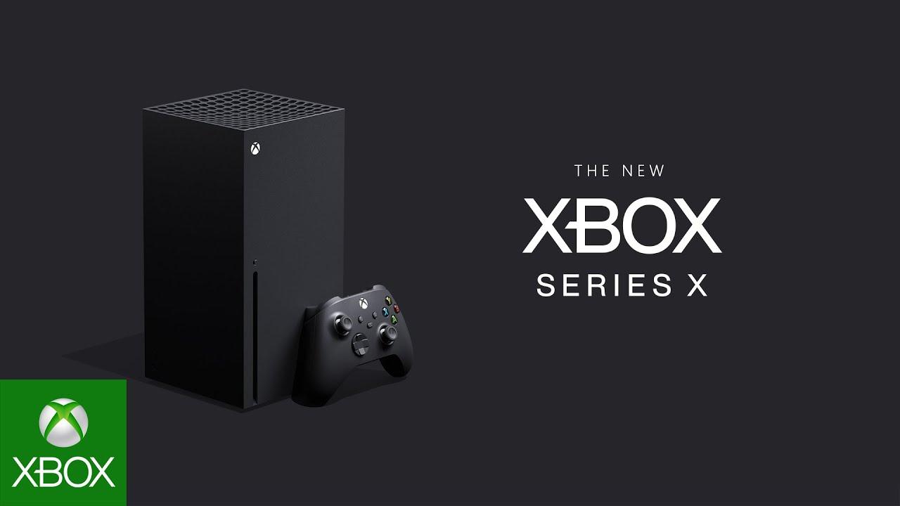 Series X n'est qu'un nom de modèle de la famille Xbox
