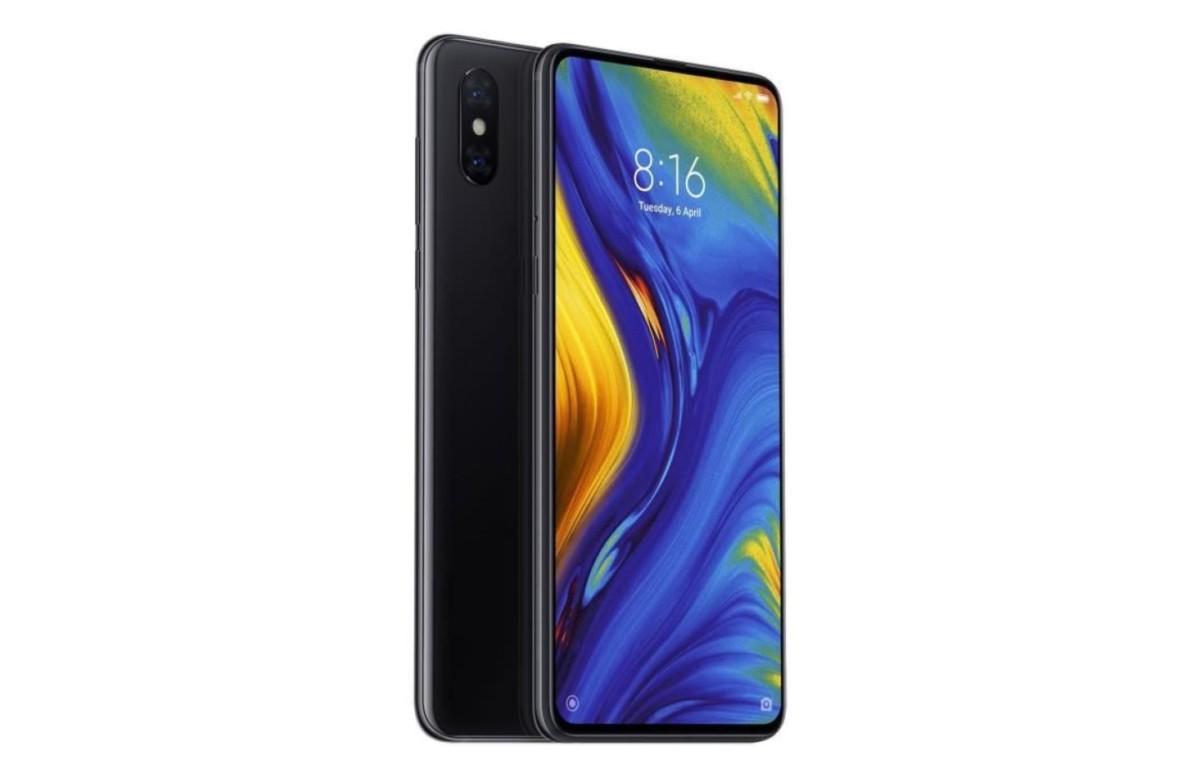 xiaomi mi mix 3 noir 1200x777 - Xiaomi Mi Mix 3 falls below 250 euros, with a wireless charging station as a bonus - Frandroid