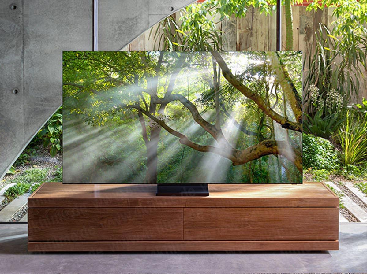 TV QLED Samsung réellement sans bords en approche