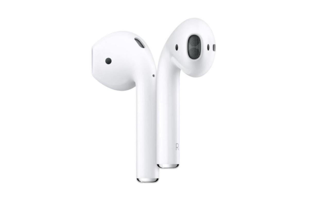 Les Apple AirPods2 chutent à 114euros avec ce code promo