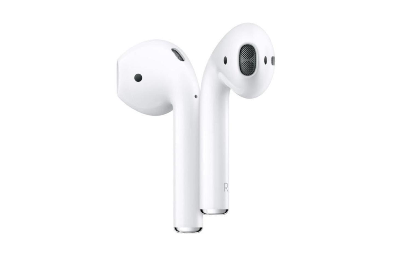 Apple n'échappe pas aux soldes d'hiver avec ses AirPods 2 en promotion