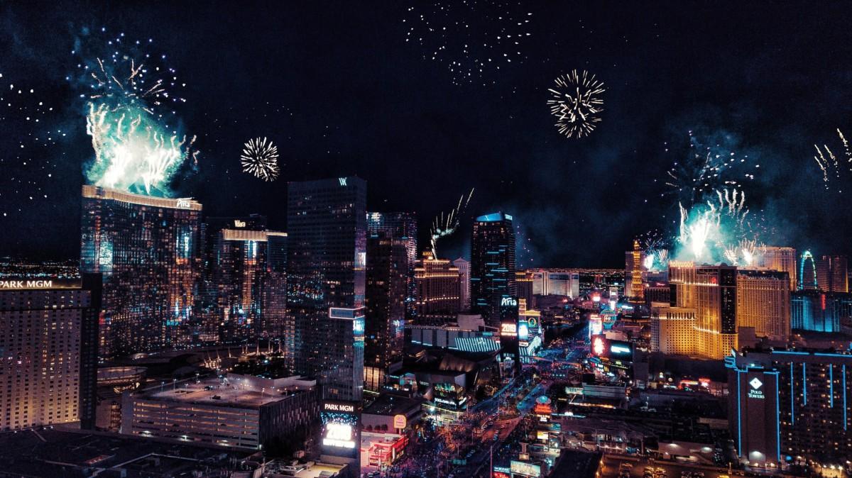 Las Vegas // Photo par Ameer Basheer