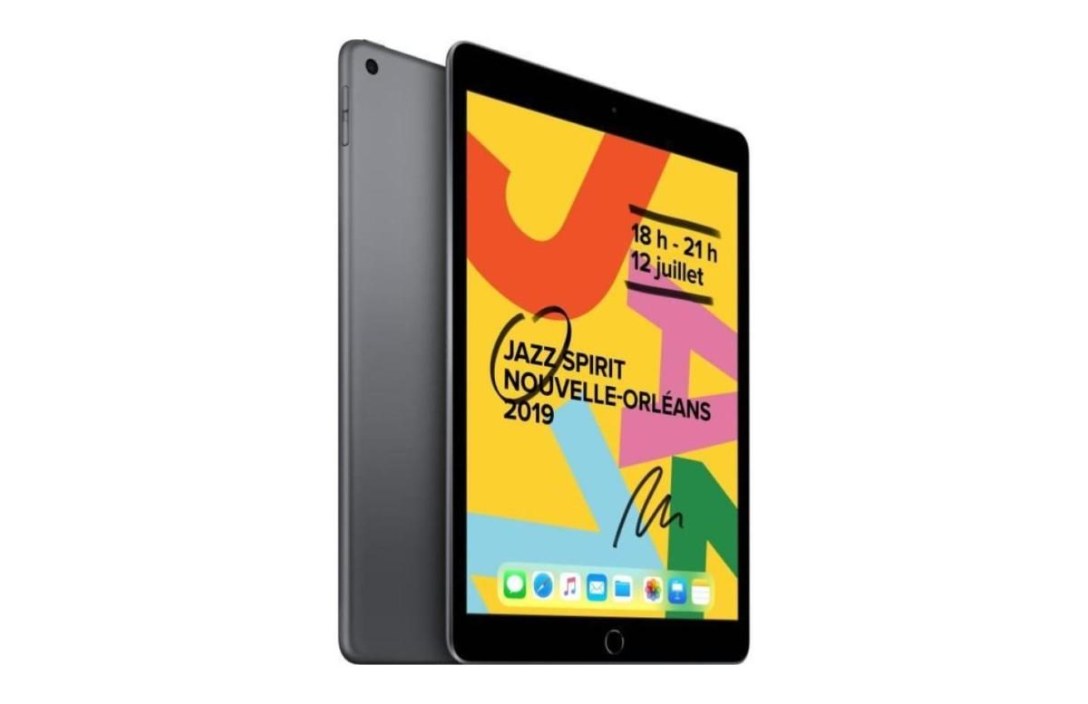 iPad 2019 : économisez 110 euros sur la meilleure tablette abordable d'Apple