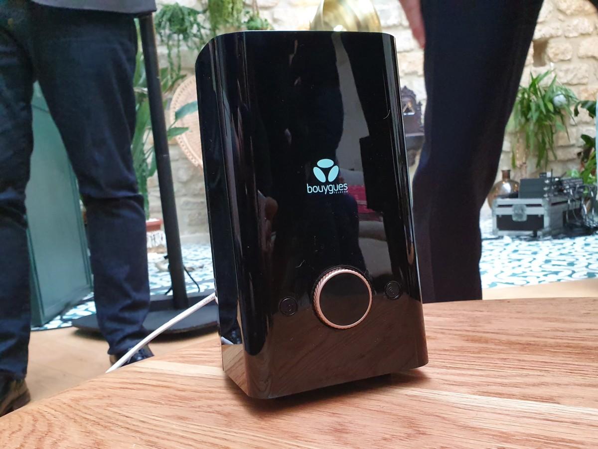 La Bbox Fibre Wi-Fi 6