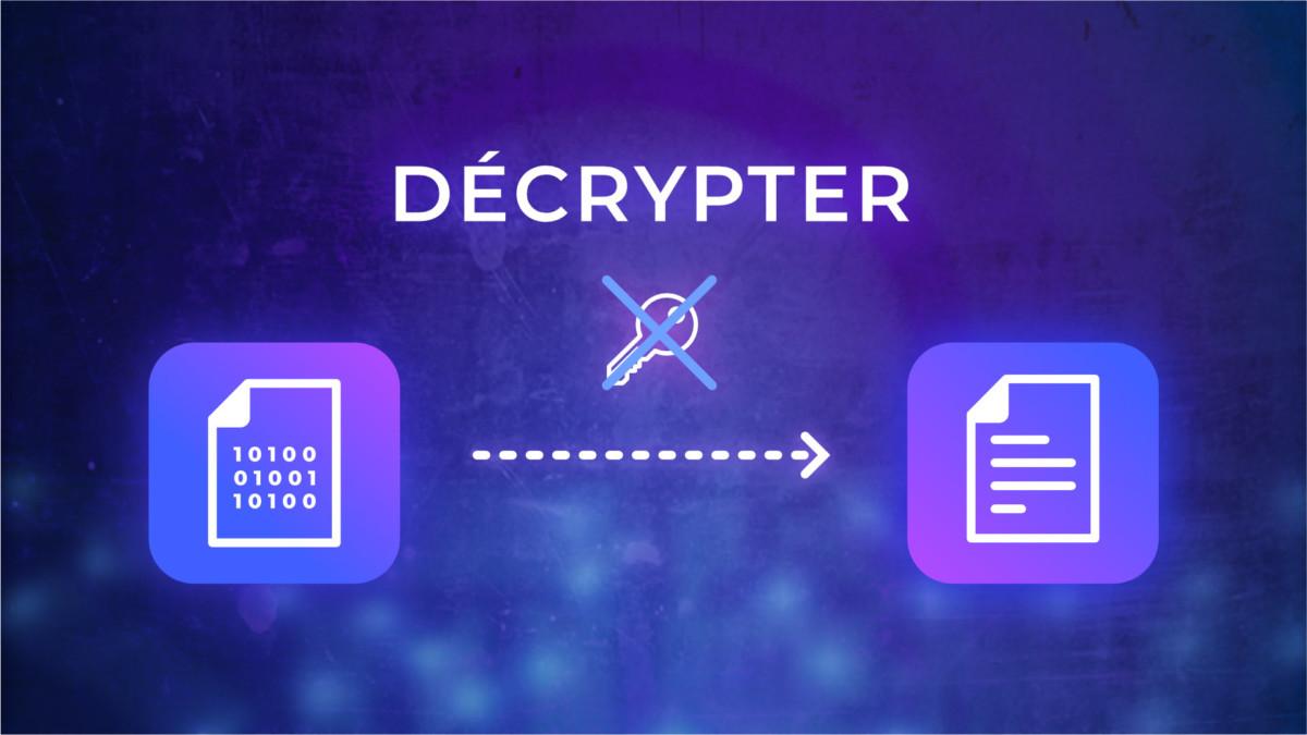 Pourquoi il ne faut pas utiliser le mot «crypter»