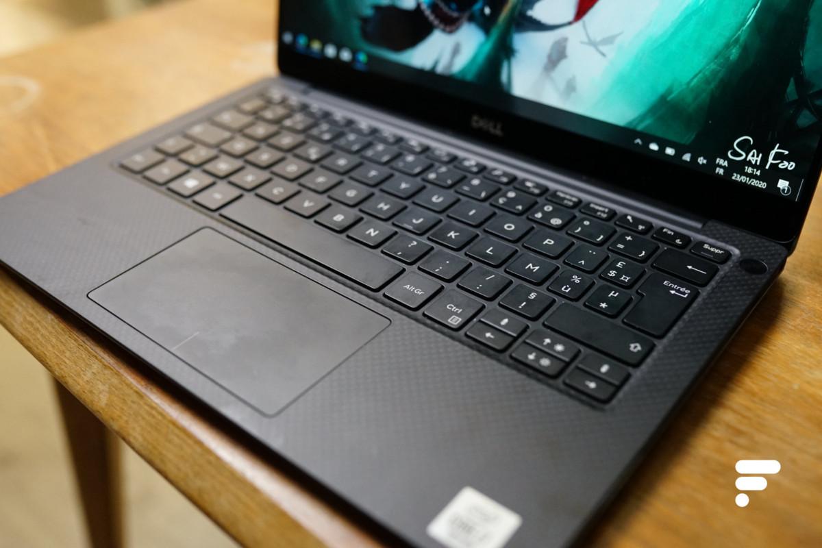 Test du Dell XPS 13 7390 : l'heure des raffinements