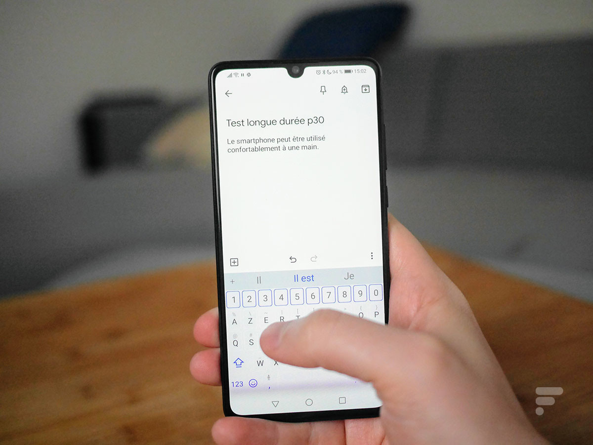 Dix mois avec le Huawei P30 : le parfait compromis entre compacité et autonomie