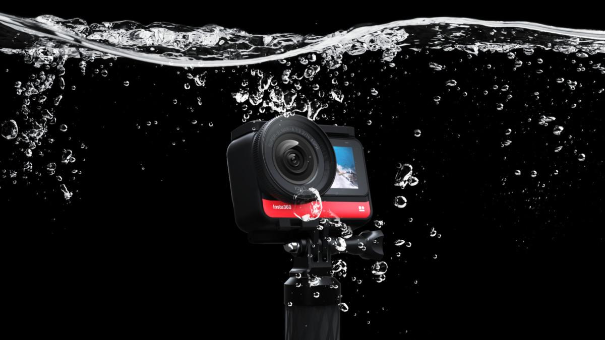 Insta360 One R, l'action cam modulaire qui va faire de l'ombre à GoPro