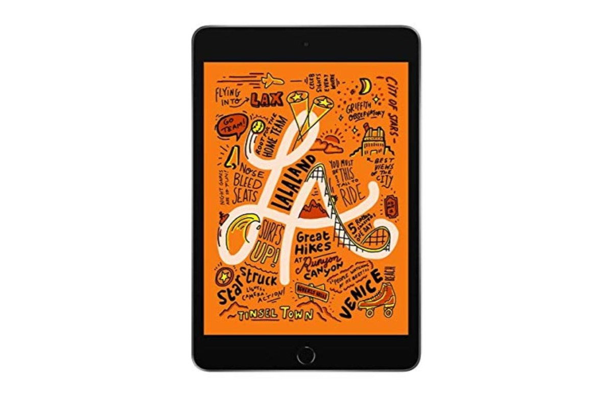 Le design de l'iPad Mini n'est plus tout jeune