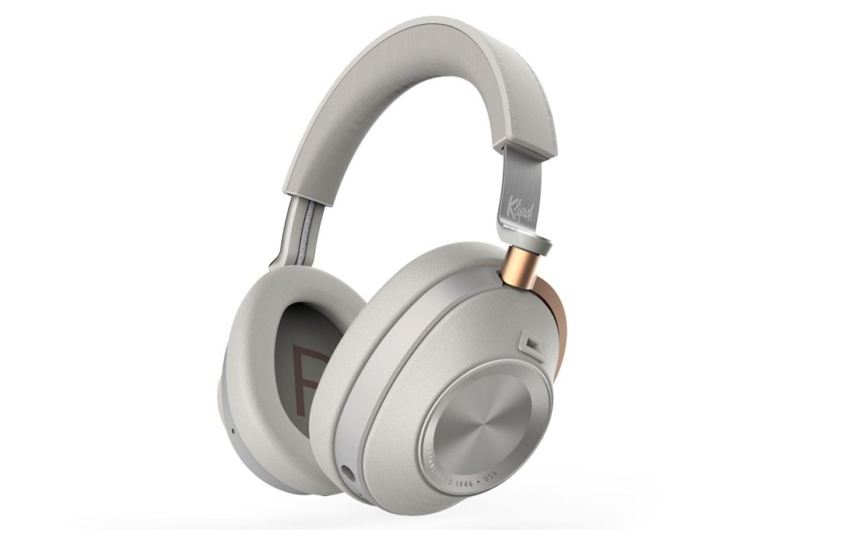 Klipsch Over-Ear Active Noise Cancelling