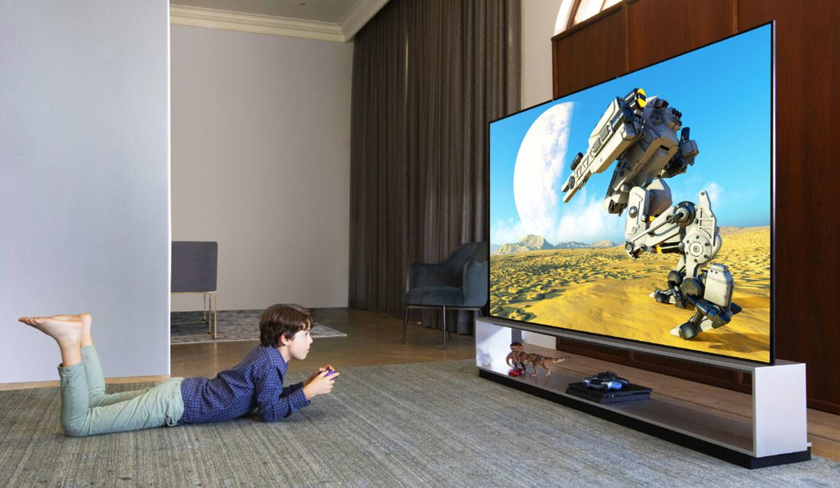 LG mise sur la 8K, Nvidia G-Sync et son mode Filmmaker pour ses TV OLED au CES 2020