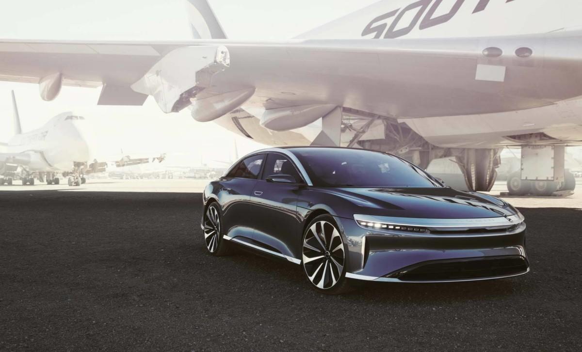 Lucid Air : plus puissante que la Tesla Model S, cette électrique s'invite en France