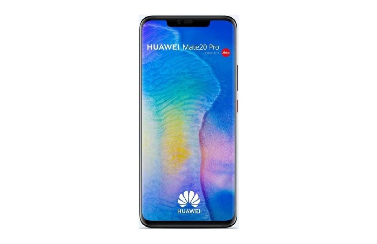 Huawei Mate 20 Pro : seulement 419 euros pour cet excellent photophone