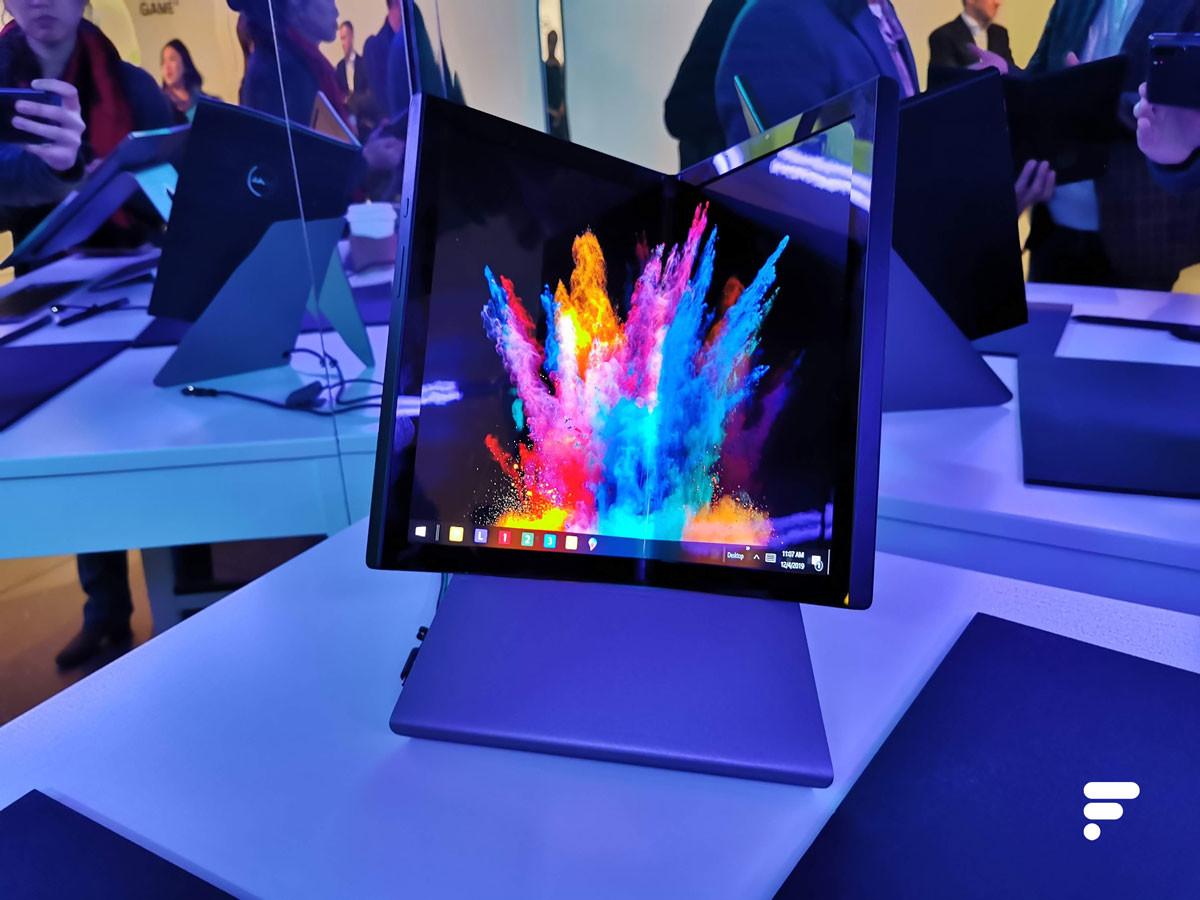 Du gaming aux écrans pliables, le PC se transforme et se réinvente au CES 2020