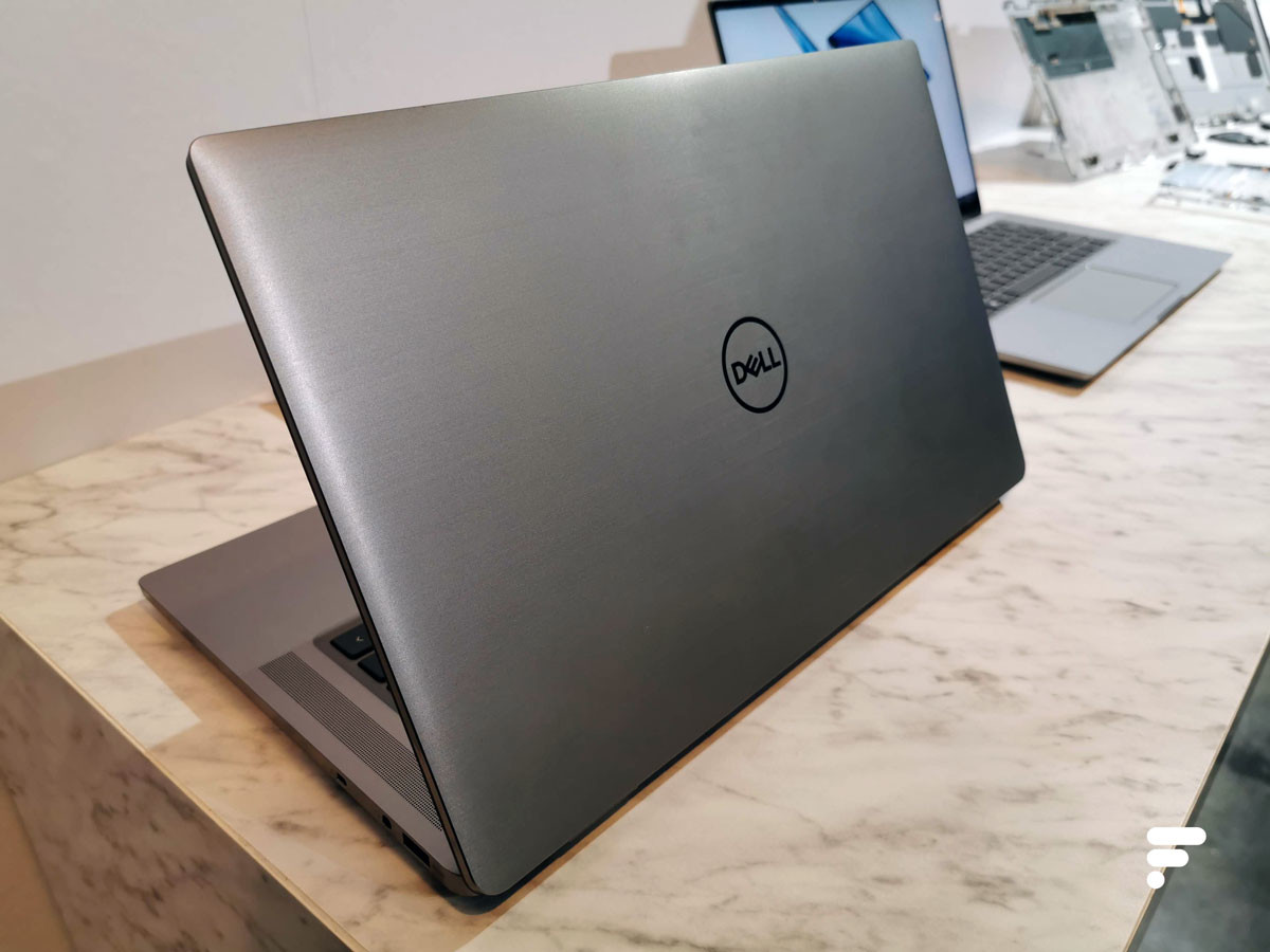 Prise en main du Dell Latitude 9510 (et 2-en-1) : 30 heures d'autonomie annoncées