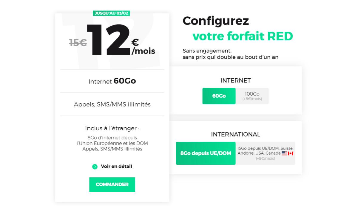 Jusqu'à 330 euros de remise sur les meilleurs smartphones du moment avec ce forfait sans engagement