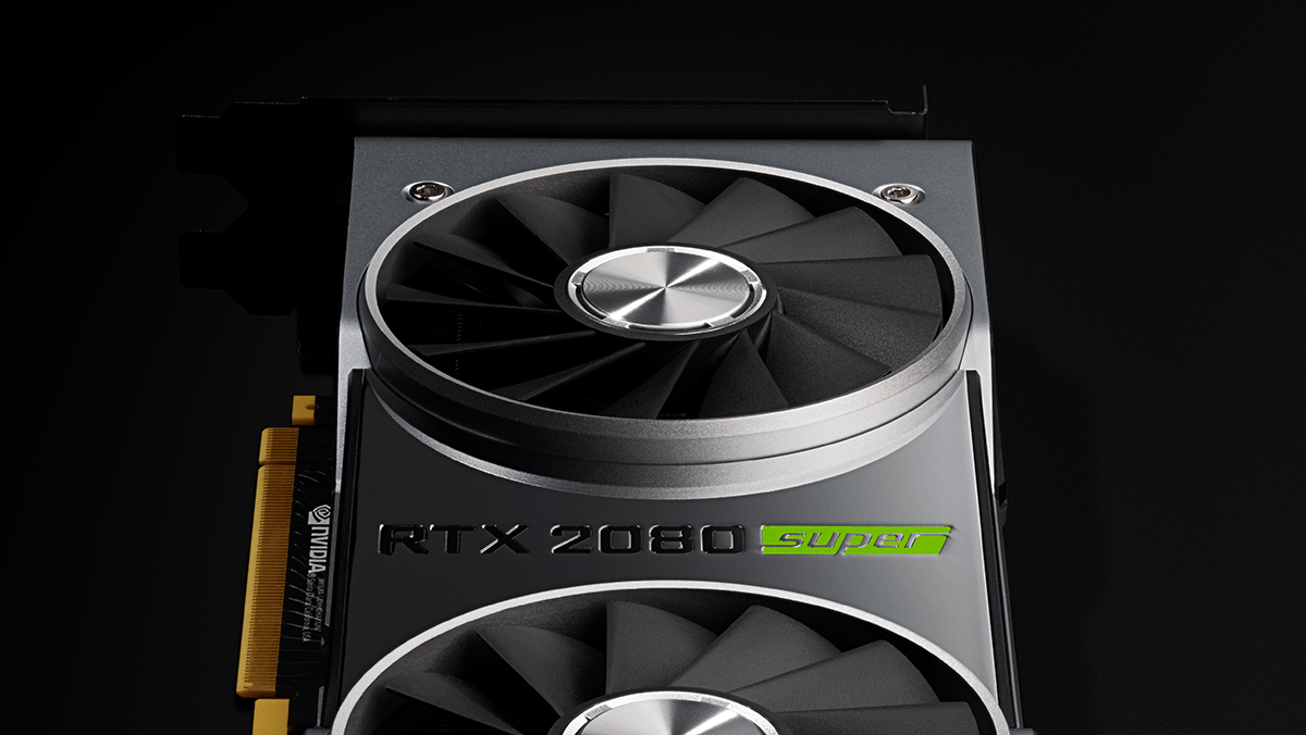 La GeForce RTX 2080 Super