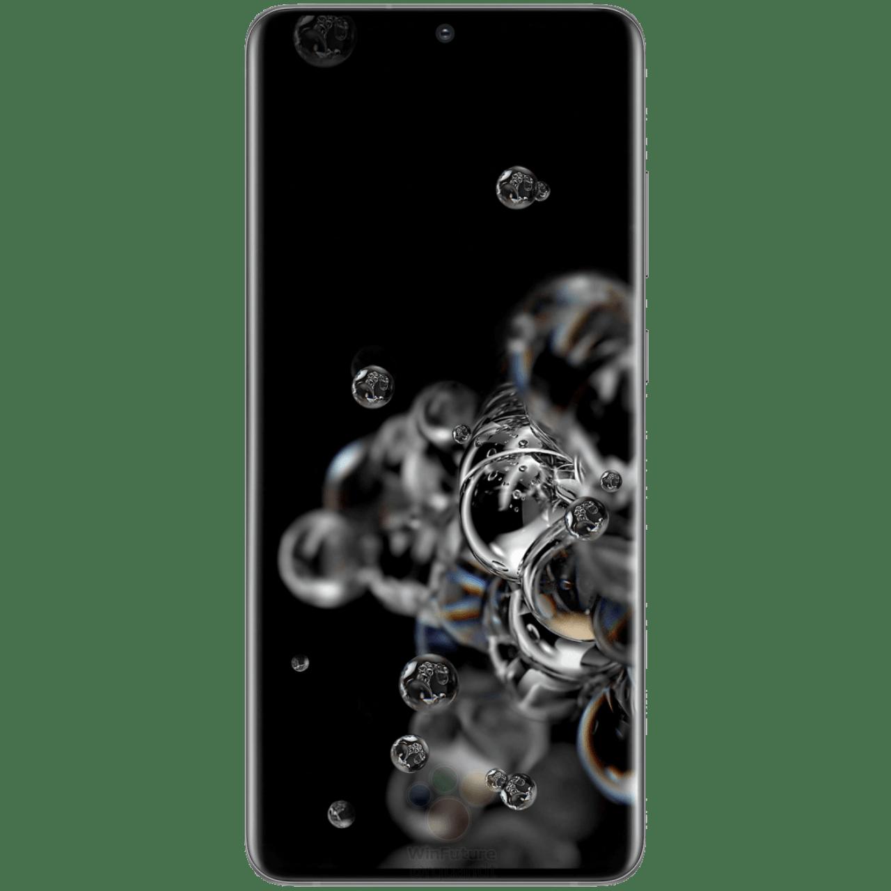 Le Samsung Galaxy S20 Ultra en détail