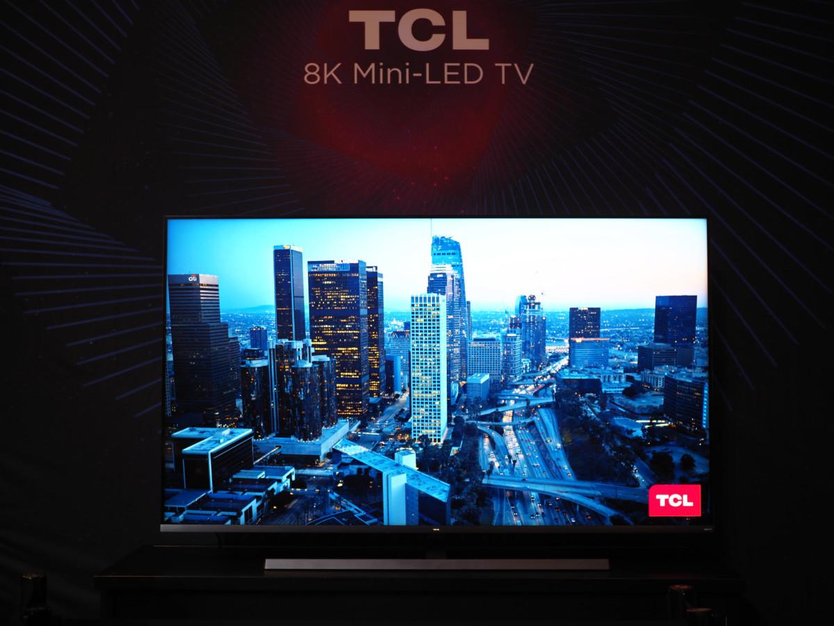 TCL Mini LED 8K