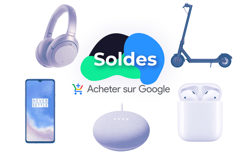 Acheter sur Google : le meilleur des soldes avec notre code promo exclusif