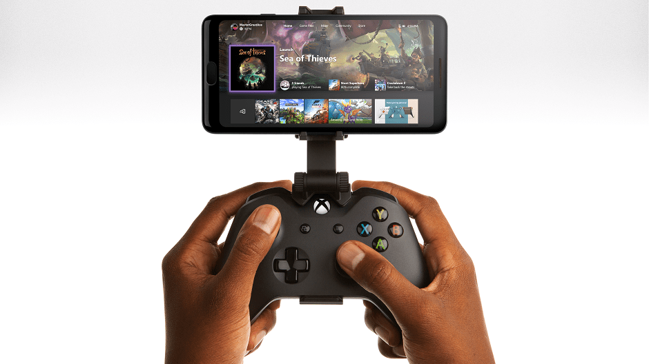 Xbox: le Console Streaming est disponible en France sur Android en preview