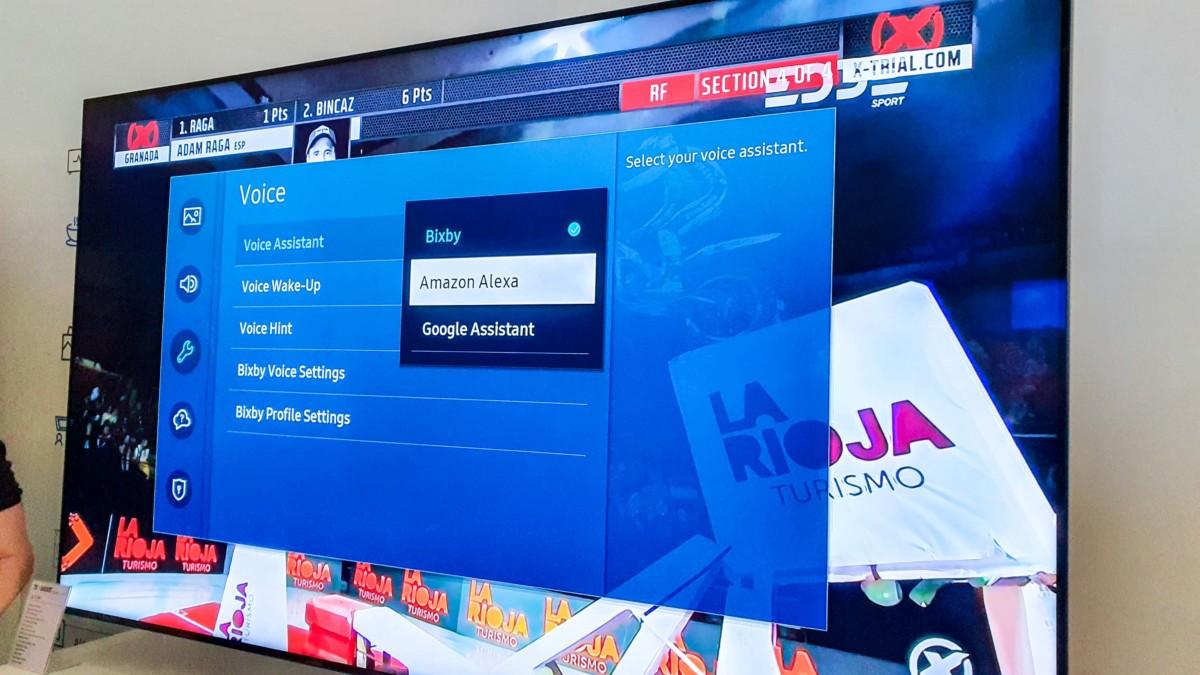 La gamme des TV2020 est compatible nativement avec Google Assistant et Amazon Alexa